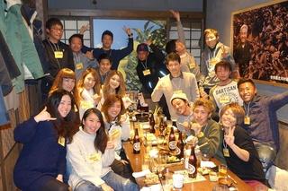 1 新1期生飲み会へ.JPG