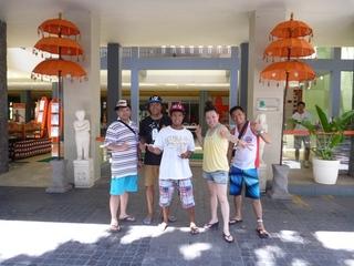 2013年バリ島ツアー0204 初日 ハリスホテル.JPG