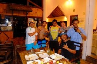 2013年バリ島ツアー1293 楽しい夜.JPG
