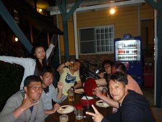 20 食べて飲んで〜至福のひと時.JPG
