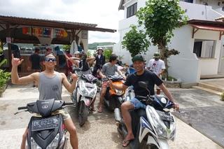 バイクでアイルグリーンへ (1).JPG