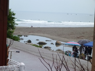 P1110280あいにくの雨スタート.JPG